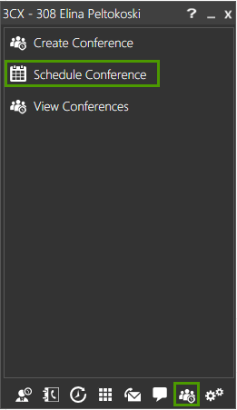 scheduledconference