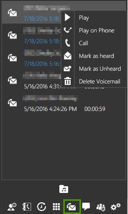 voicemaillist